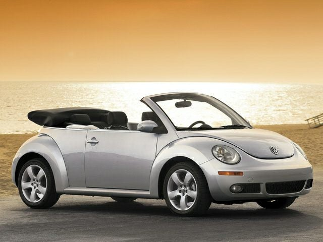 2006 Volkswagen Beetle Convertible 2 5l New London Ct Stonington Westerly Old Saybrook Connecticut 3vwrf31y46m305242