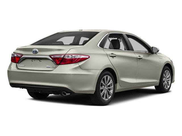 2017 Toyota Camry Hybrid Xle In New London Ct Bmw Of