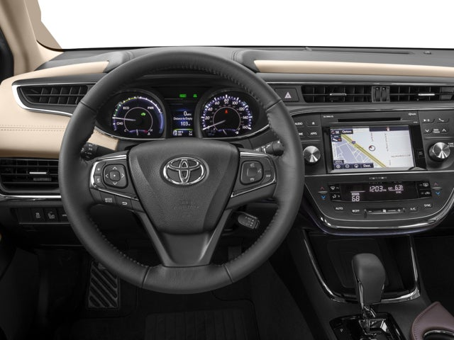 2016 Toyota Avalon Hybrid Xle Premium In New London Ct Bmw Of