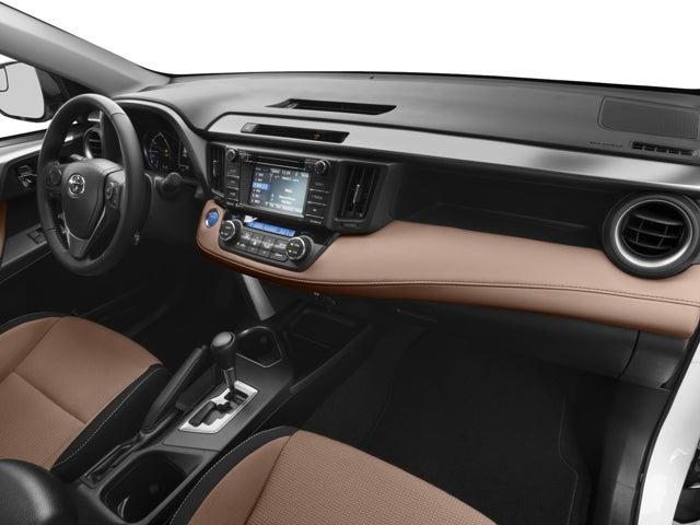 2016 Toyota Rav4 Hybrid Limited In New London Ct Bmw Of
