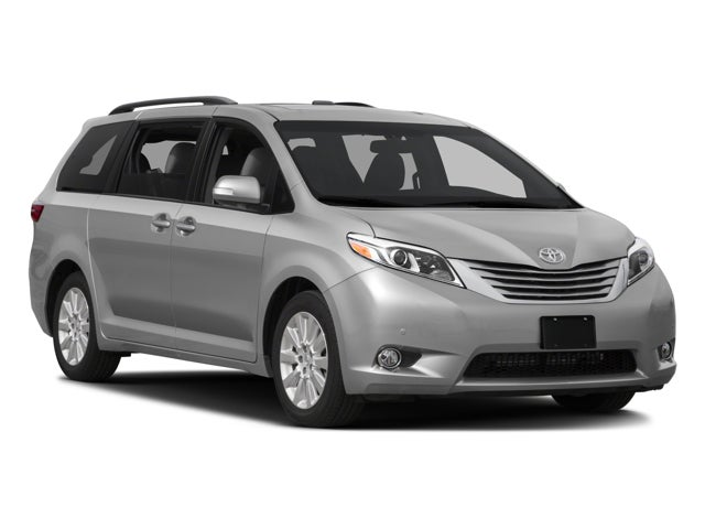 2016 Toyota Sienna Xle In New London Ct Bmw Of