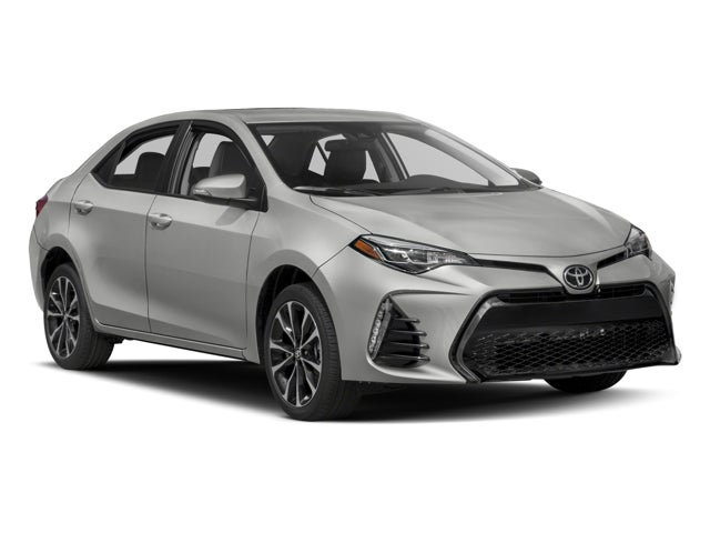 2017 Toyota Corolla Se In New London Ct Bmw Of