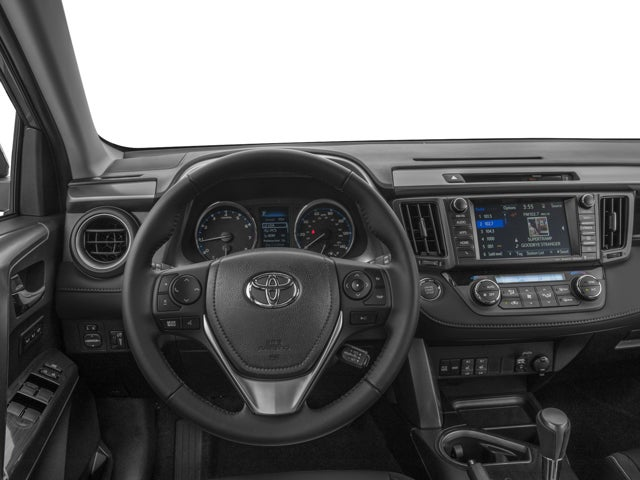 2017 Toyota Rav4 Limited In New London Ct Bmw Of