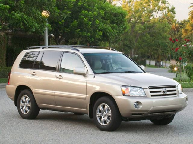 2007 Toyota Highlander Limited W 3rd Row In New London Ct Bmw Of