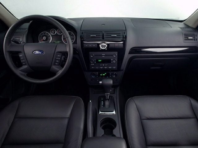 2007 Ford Fusion Se In New London Ct Bmw Of
