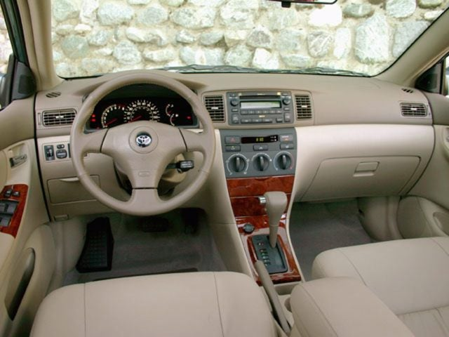 2006 Toyota Corolla Ce In New London Ct Bmw Of