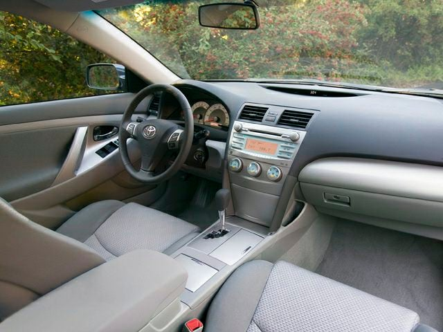 2007 Toyota Camry Le In New London Ct Bmw Of