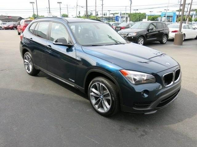 2015 Bmw X1 At New London Area Bmw Is Car And Driver Editors Choice