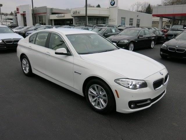Luckily, Your Norwich Area BMW Dealer Has A 2015 528i Just For You.